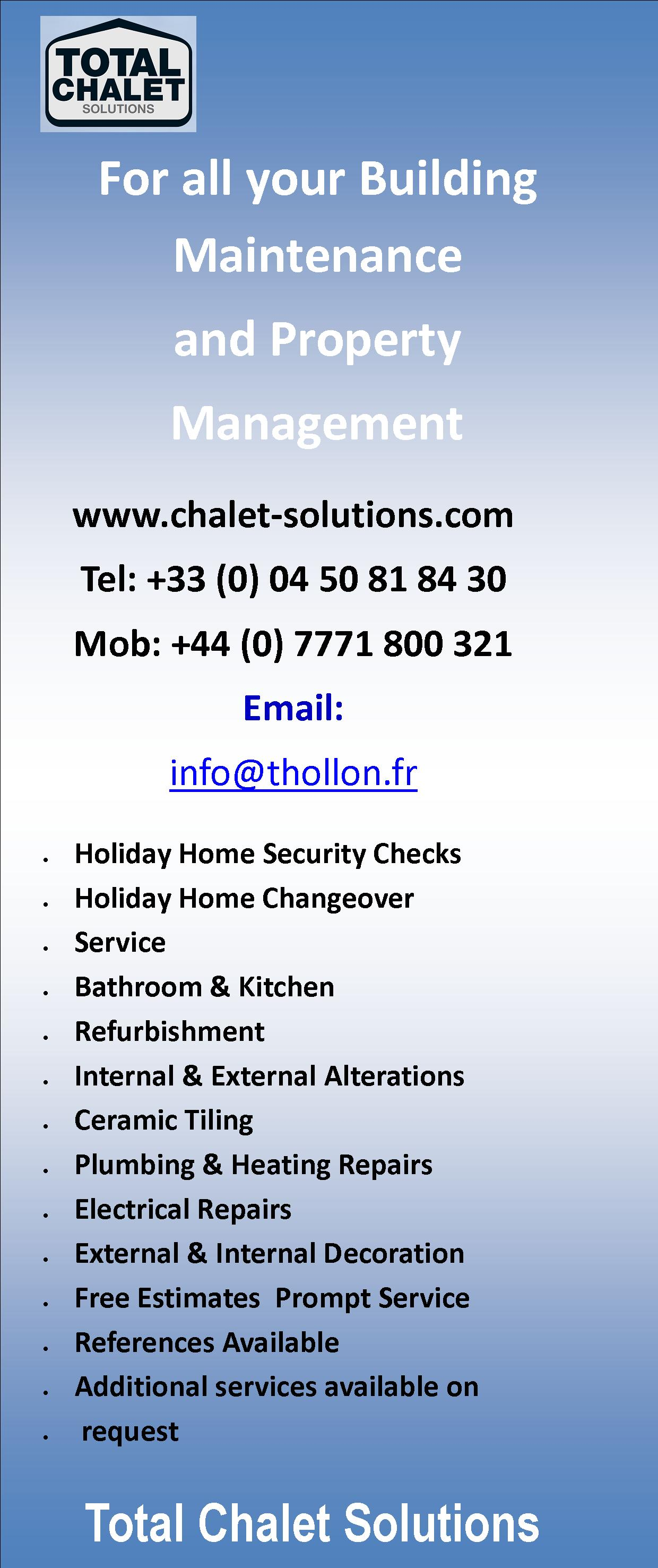 Thollon org web advert 4